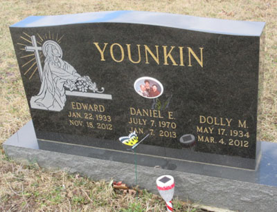 Edward, Dolly M., & Daniel E. Younkin