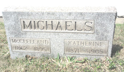 McClelland & Katherine Michaels