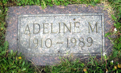 Adeline M. Beeghly
