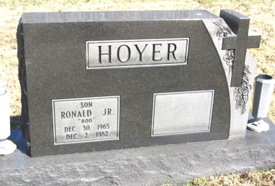 Ronald Hoyer, Jr.